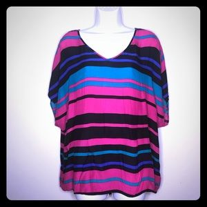 Torrid top with cute cutout on back.